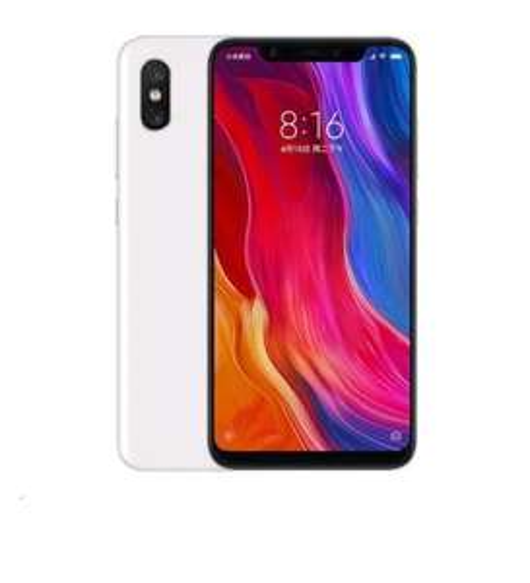 "Smartphone 6.21"" Xiaomi Mi 8 - 64 Go + 21.30€ en Super Points"