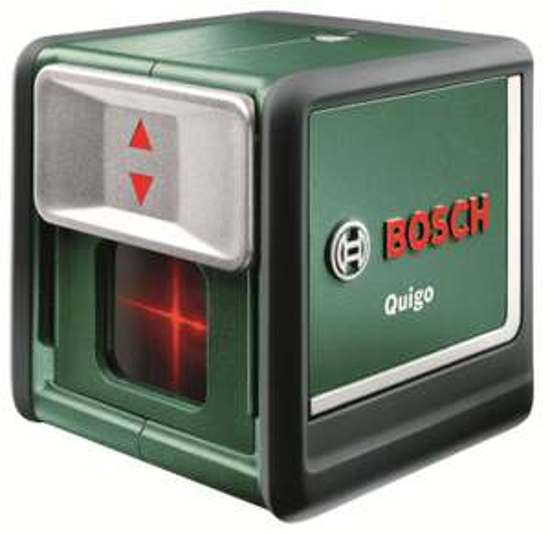 Niveau laser Bosch Quigo Cross Line