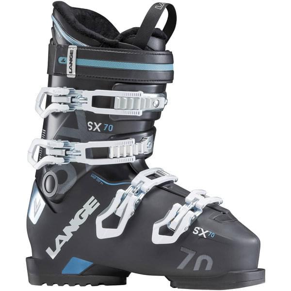 Paire de chaussures de Ski LANGE SX 70 W BLACK/MINT 2018 - Taille 23,5