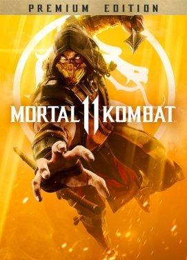Mortal Kombat 11 Premium Edition sur PC (Dématérialisé - Steam)