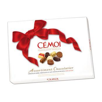 2 Boites d'assortiment chocolatier Cemoi - 445g (via BDR)