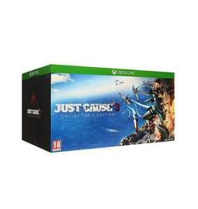 Just Cause 3 - Collector's Edition sur Xbox One (Import UK)