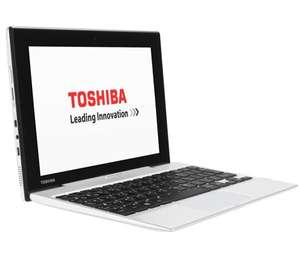 "Tablette 8.9"" 2-en-1 Toshiba Satellite Click Mini L9W-B-102 -Full HD, Atom Z3735F"