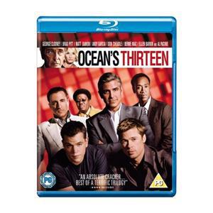 Ocean's Thirteen (13) (Blu-ray)
