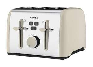 Grille pain Breville 4 tranches VTT629