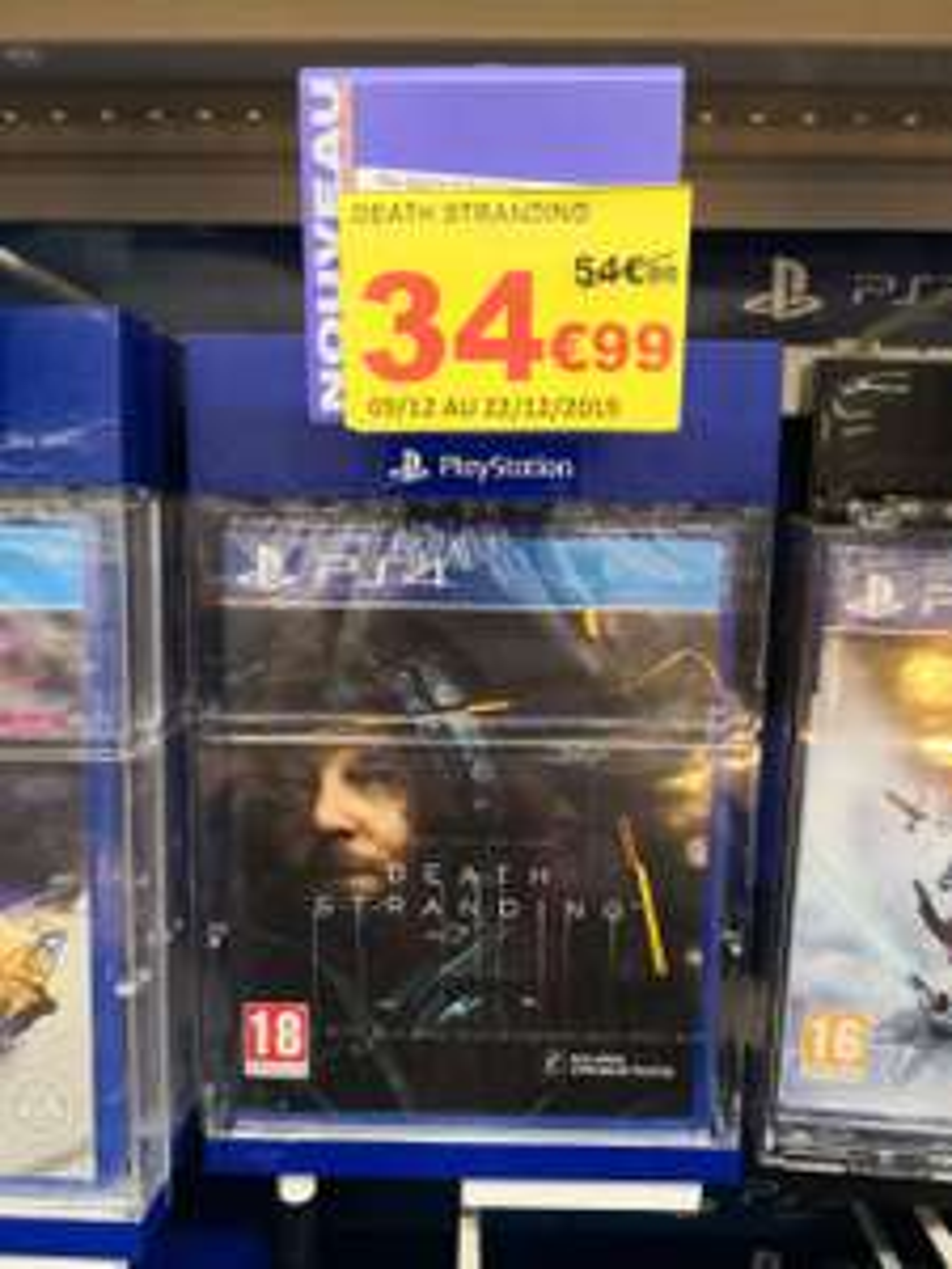 Death Stranding sur PS4 - Épagny (74)