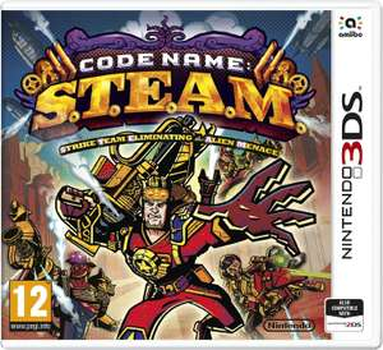 Code Name: S.T.E.A.M. (Nintendo 3DS/2DS)