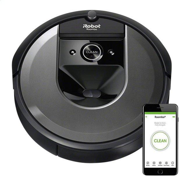 Aspirateur Robot iRobot Roomba I7 (Frontaliers Belgique)