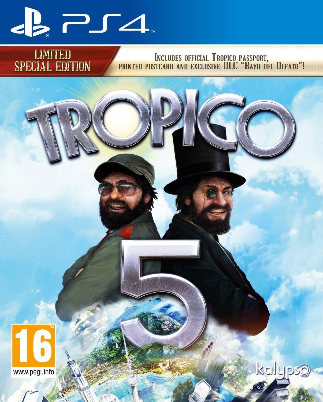 Jeu Tropico 5 sur PS4