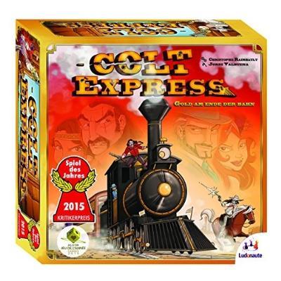 Jeu de Societe Colt Express