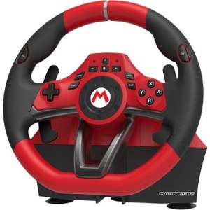 Volant Hori Mario Kart Racing Wheel Pro Deluxe pour Nintendo Switch