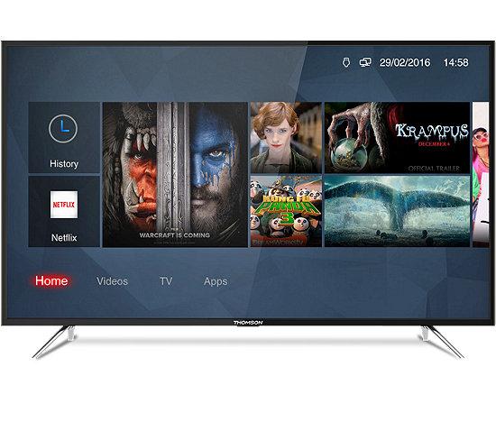 "TV 43"" Thomson 43UC6306T - 4K UHD, Smart TV"