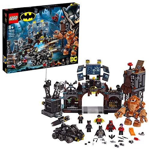 Jouet Lego DC Super Heroes - L'invasion de la Batcave par Gueule d'argile (76122)