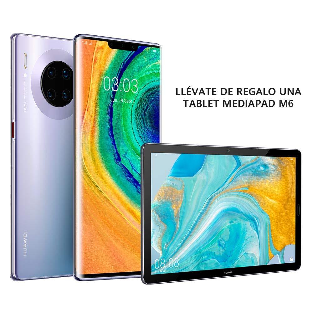 "Smartphone 6.53"" Huawei Mate 30 Pro - 256 Go + Tablette tactile 10.8"" Huawei MediaPad M6"