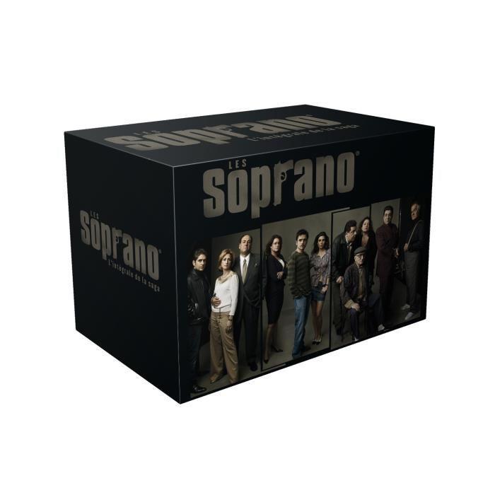 Coffret DVD Intégrale Les Soprano