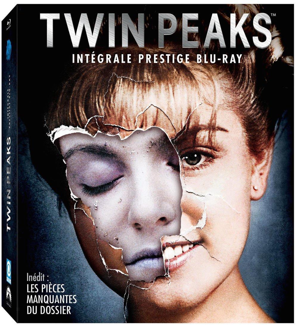 Coffret Blu-ray : Twin Peaks - L'intégrale Série TV + Film - Edition Prestige