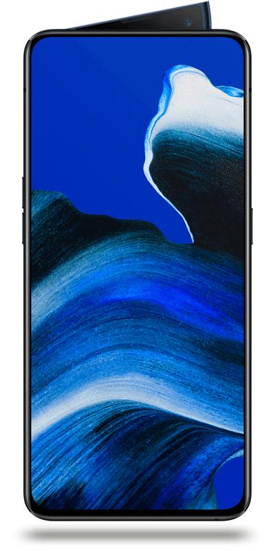 """Smartphone 6.4"""" Oppo Reno 2 - 8Go de RAM, 256 Go (via ODR de 50€)"""
