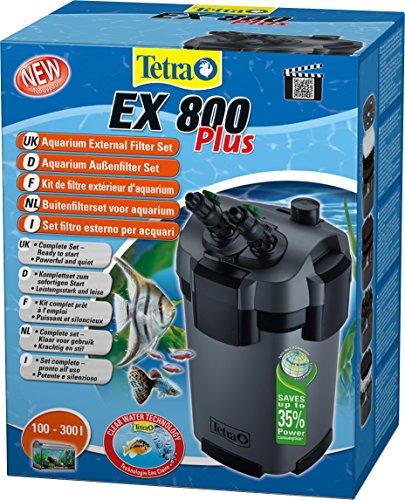 Filtre Extérieur Tetra Ex 800 Plus pour Aquarium (de 100 à 300L)
