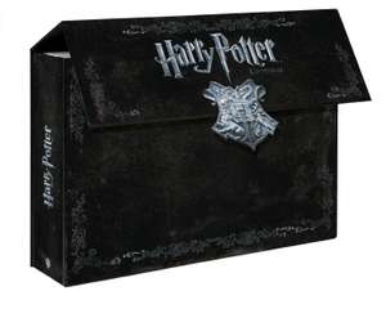 Coffret DVD Harry Potter - Intégrale 8 films