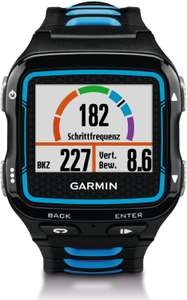 Montre GPS Multisports Garmin Forerunner 920XT HRM-Run (TM)