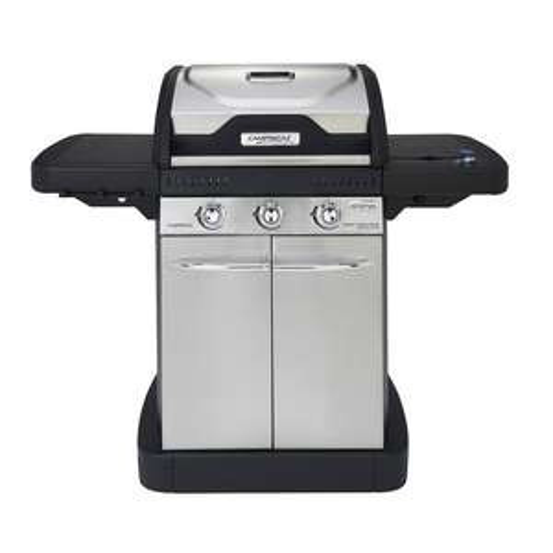 Barbecue au gaz Campingaz Master 3 Series, Inox - Quetigny (21)