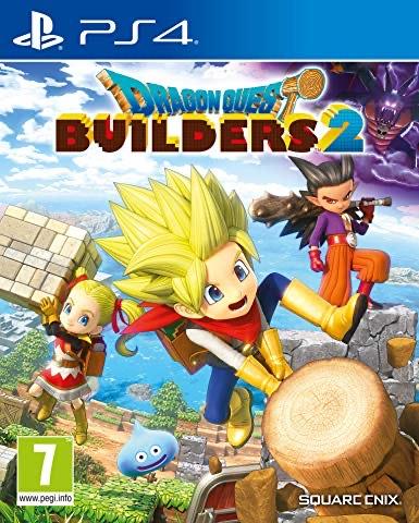 Dragon Quest Builders 2 sur PS4