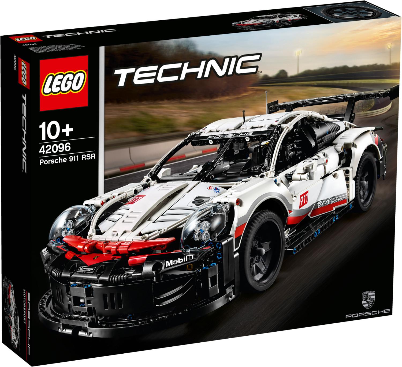 Jouet Lego Technic Porsche 911 RSR 42096 (via 50.95€ sur la carte de fidélité) - Aubagne (13)