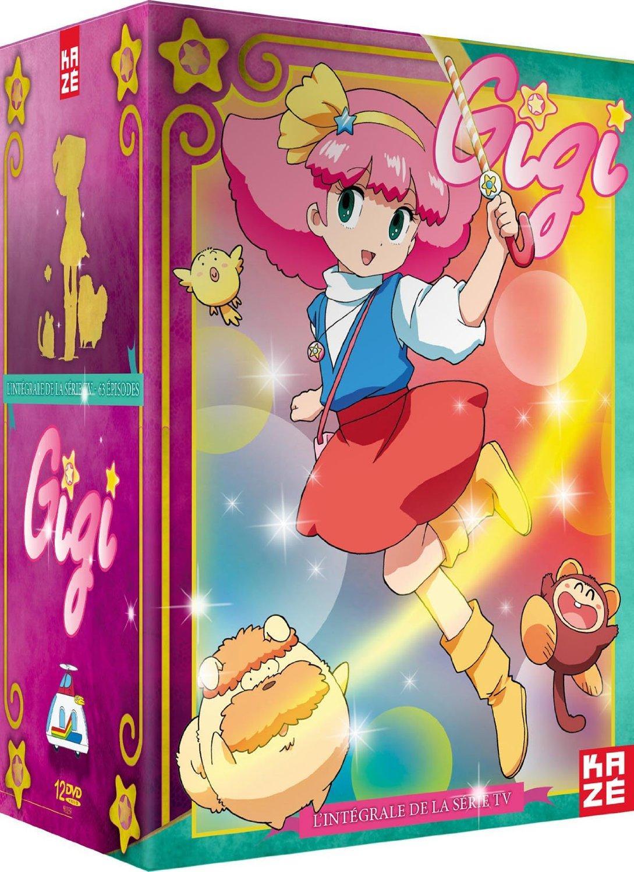 Coffret DVD Gigi l'intégrale