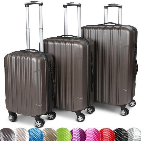 Set de 3 valise trolley