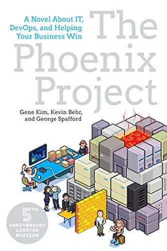 """eBook """"The Phoenix Project"""" gratuit (Dématérialisé)"""