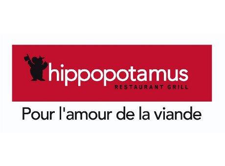 10% de votre addition sur la carte fidélité Hippopotamus