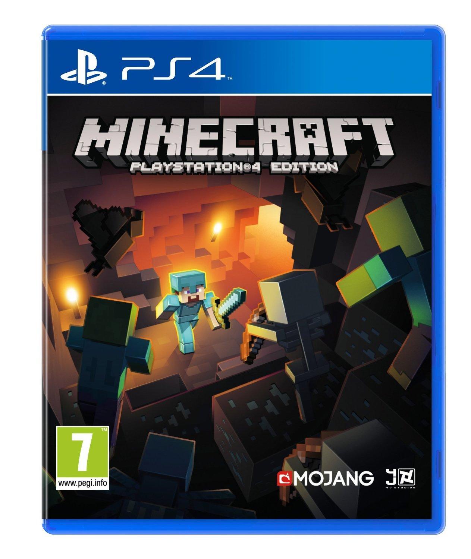 50% de réduction sur une sélection de jeux Xbox One et PS4 - Ex : Minecraft sur PS4