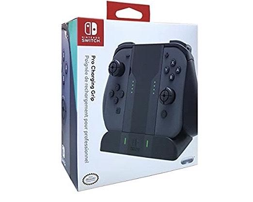 Poignées de recharge pour Joy-con - Nintendo Switch