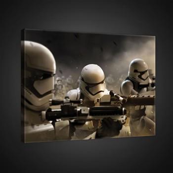 Tableau décoratif Star Wars (100 x 75 cm)