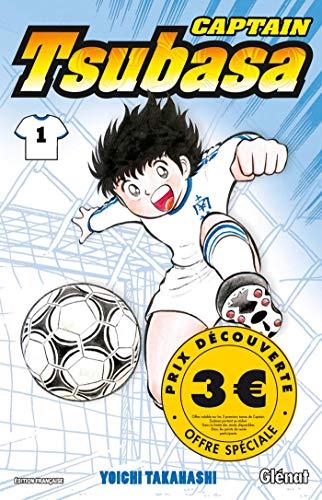 Manga Captain Tsubasa (Olive & Tom) - Tome 1, 2 ou 3