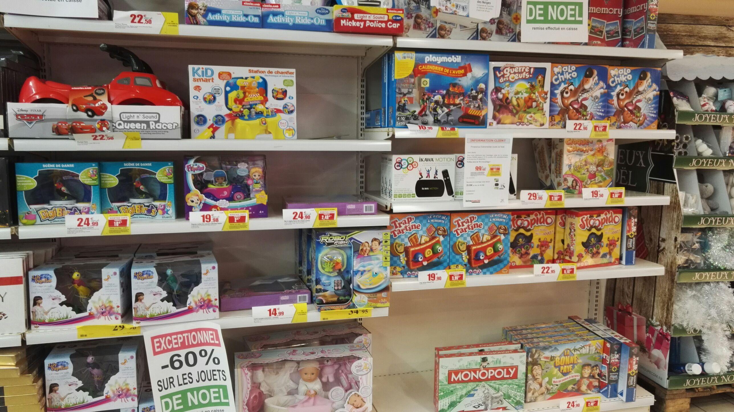 60% de réduction sur les jouets de Noël - Ex : Digibirds Scène de Danse (avec remise et avantage carte 10€) revient à 0€