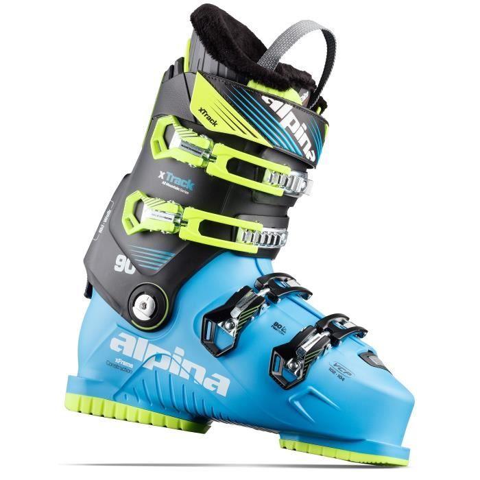 Chaussures de ski Alpina Xtrack 90 2017 - Indice Flex 90 (taille 41,5 à 44)