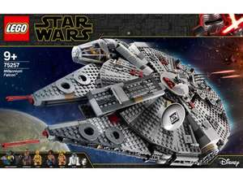 1 boîte de LEGO achetée, la 2ème à -50% (la moins chère)