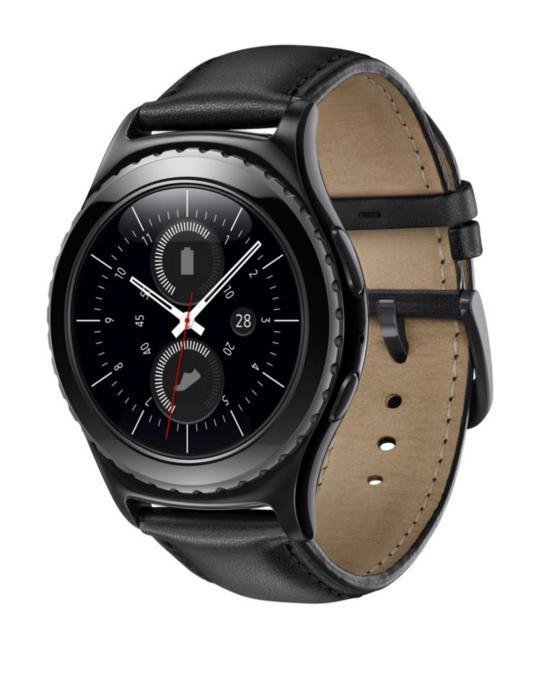 Montre connectée Samsung Gear S2 Classic (50€ ODR)
