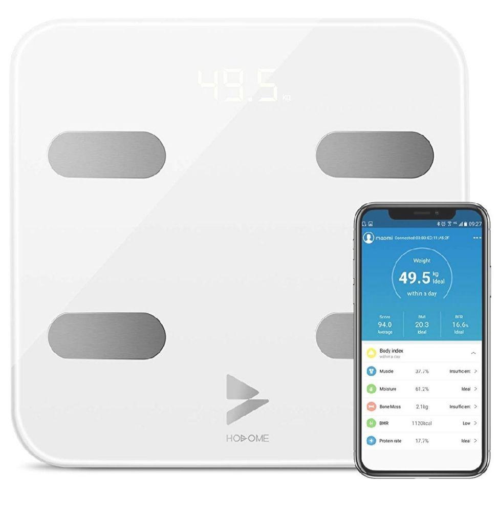 Pèse personne connecté Yuanguo - Bluetooth (Vendeur Tiers)