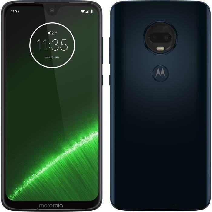 """Smartphone 6.2"""" Motorola G7 Plus - 64 Go"""