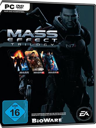 Mass Effect Trilogy sur PC (Dématérialisé, Origin)