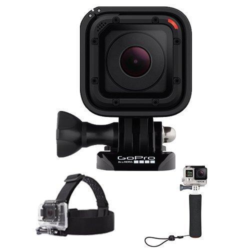 Pack Caméra sportive GoPro HERO4 Session + Poignée Flottante + Fixation bandeau