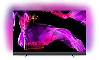 "TV OLED 55"" Philips 55OLED903 - 4K UHD, HDR, Ambilight 3 côtés, Android TV, Barre de son intégrée"