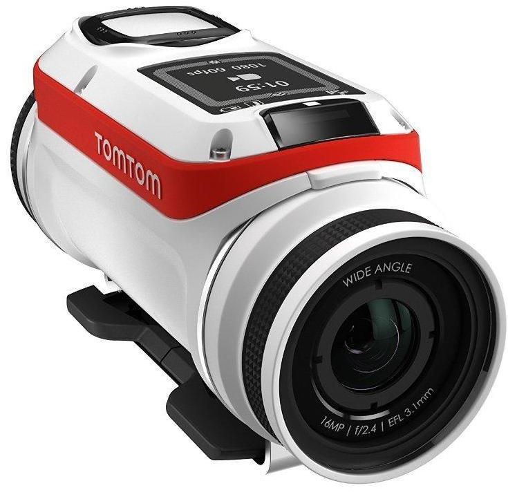 Caméra d'action TomTom Bandit Pack Premium