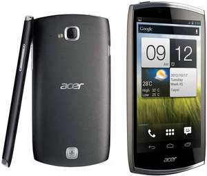 Smartphone Acer Cloud Mobile