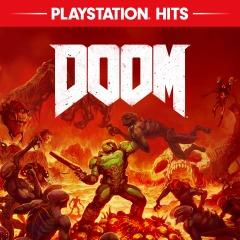 Sélection de titres Playstation Hits en promotion - Ex : Doom sur PS4 (Dématérialisé)