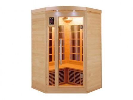 Sauna infrarouge Apollon - 2/3 personnes (piscineco.fr)