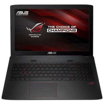 "PC Portable 15.6"" Asus ROG G552VW-DM264T - i7-6700HQ, RAM 16 Go, HDD 1 To + SSD 256 Go, GTX 960M"