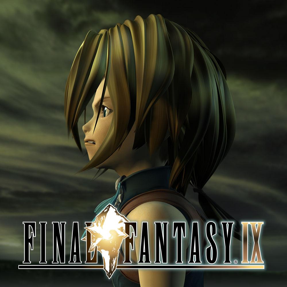 Sélection de jeux Final Fantasy en promotion sur Nintendo Switch - Ex Final Fantasy IX (Dématérialisé)